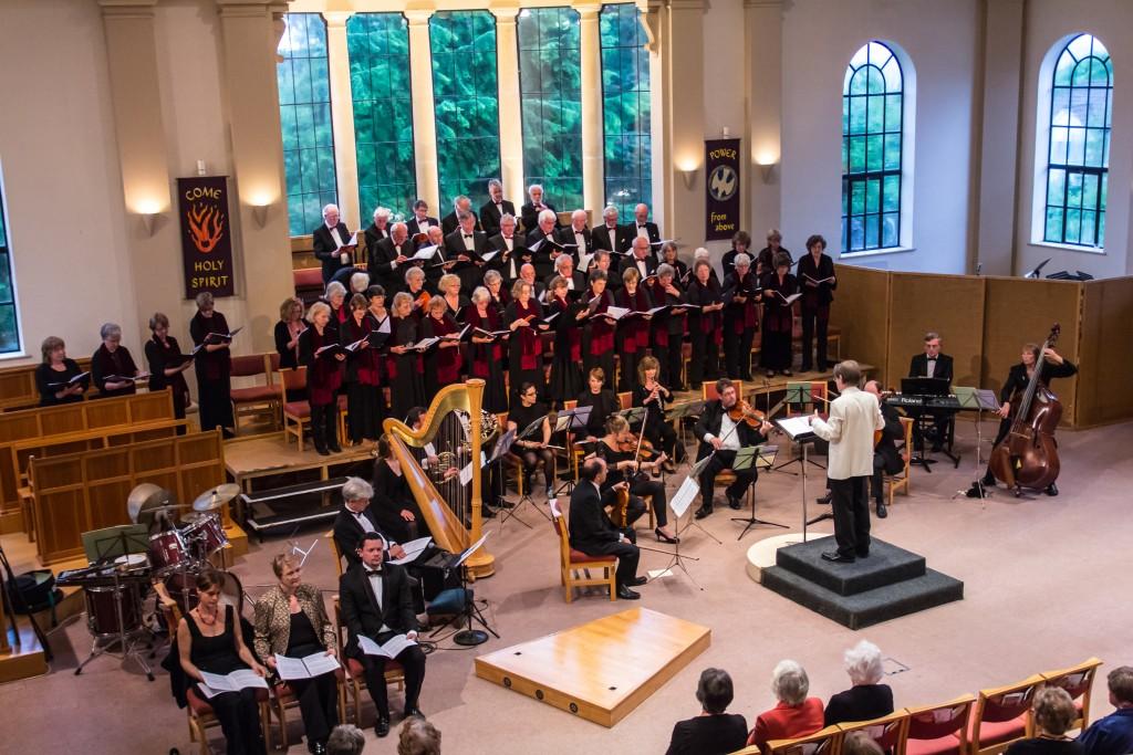 Crowborough Choral Society Concerts